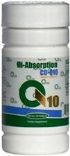Highest Quality Hi-Absorption COQ10 (60 Softgels / 100 MG) 2 month supple