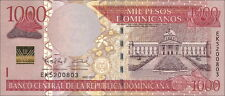 Dominikanische Republik / Dominican Republic 1.000 Pesos Dom. 2011 Pick 187 (1)