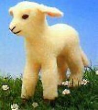 Lamb Ready To Sew Cuddly Toy Kit-Minicrafts