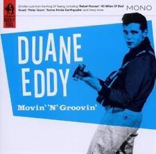 Eddy,Duane - Moovin N Groovin (OVP)