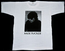 RARE VINTAGE 80's MAUREEN MOE TUCKER THE VELVET UNDERGROUND PUNK ROCK T-SHIRT