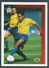 UPPER DECK WORLD CUP USA 1994- #234-DENMARK-PETER MOLLER