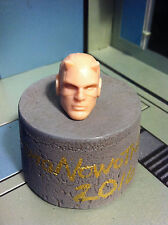 "Marvel legends NETFLIX DAREDEVIL head cast 6"" custom"