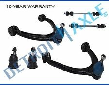 Brand New 6pc Complete Front Suspension Kit for 2007-2011 Chevrolet GMC Truck
