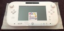 Nintendo Wii U White GamePad Replacement ONLY - Does Not Include Console/Cables
