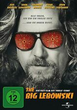 The Big Lebowski - Jeff Bridges - DVD - OVP - NEU