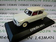 voiture 1/43 atlas NOREV voiture de mon père : CITROËN AMI 6