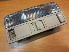 Audi A4 (B5), 95-01, Front Top Interior Roof Map Reading Light Grey, 8D0947111