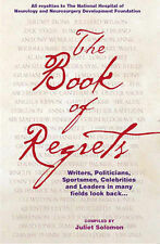 The Book of Regrets,