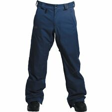 HOMESCHOOL Frost Hammer WATERPROOF Ski SNOWBOARD Winter PANT Men sz XL Dark BLUE