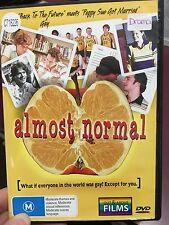 Almost Normal ex-rental region 4 DVD (2005 gay / queer comedy drama movie) RARE