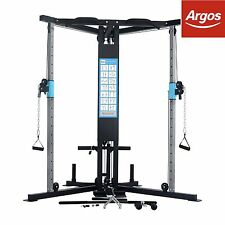 Men's Health Cable Cross Over Home Multi Gym. From the Argos Shop on ebay