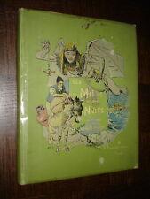 LES MILLE ET UNE NUITS - Illustrées par Robaudi - Ed. H. Laurens