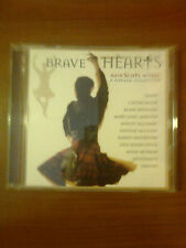 COMPILATION - BRAVE HEARTS NEW SCOTS MUSIC - (NARADA COLLECTION)  - CD