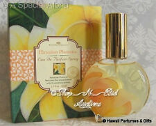 Hawaiian PLUMERIA EAU DE PARFUM PERFUME - ALOHA BEAUTY Hawaii New NIB Lei Flower