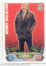 2011/12 Topps Match attax 127 K. DALGLISH MGR-Liverpool