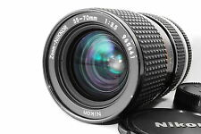 【Excellent】 NIKON ai-s 35-70mm F3.5 macro zoom NIKKOR From Japan