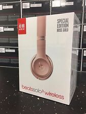 Genuine Beats by Dr. Dre Solo3 Wireless Headphones NEW SEALED