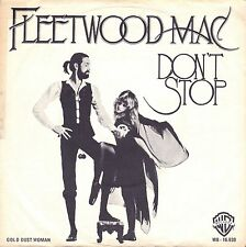 "7"" Fleetwood Mac – Don't Stop // Dutch 1977"