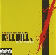 CD - Various - Kill Bill Vol. 1 - Original Soundtrack - #A1149