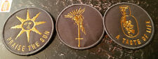 Official Dark Souls III 3 iron-on Patches  *NEW*
