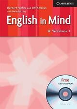 English in Mind 1 Workbook with Audio CDCD ROM