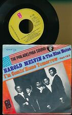 "HAROLD MELVIN & THE BLUE NOTES 45T 7"" HOLLANDE I 'M COMING HOME TOMORROW"