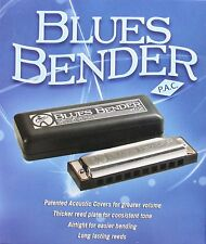 Hohner Blues Bender Harp, Key of A, Factory Sealed Box, BBBX-A