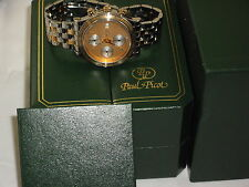 Paul Picot Telemeter Mens Swiss Automatic Chronograph Watch 213-400-5007