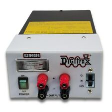 Digitrax PS 2012 20 Amp Power Supply 12 to 23 VDC Power Supply Bob The Train Guy
