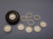 Ford Wheels 1/24 1/25 Scale Model