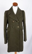 Excellent MAJE affection manteau vert 38