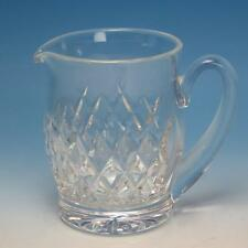 Waterford Crystal - Boyne Pattern - Handled Pitcher - 6 inches