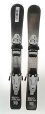 New ECO Spooky Kids Jr. Shape Snow Ski with Tyrolia SX 4.5 Binding 70cm
