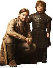 GAME OF THRONES JAIME TYRION LANNISTER LIFESIZE CARDBOARD STANDUP STANDEE CUTOUT