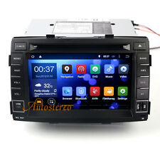 Quad core Android 4.4 Car GPS Navigation System Car DVD Player for KIA SORENTO