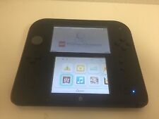 Nintendo 2DS (Latest Model)- Black & Blue Handheld System