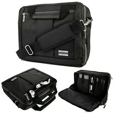 "Hybrid Carry Messenger Bag Laptop Backpack for MSI GT70 Dominator 17.3"" Notebook"