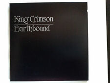 KING CRIMSON Earthbound japanese mini lp edition RARE oop Robert Fripp