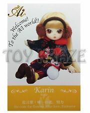 JUN PLANNING AI BALL JOINTED DOLL KARIN A-706 FASHION PULLIP GROOVE INC NEW
