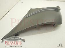 Audi A3 8P S3 Rear Towing Eye Cover Diffuser Corner Piece New 8P3807441B