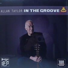 ALLAN TAYLOR - STOCKFISCH - SFR357.8007.1 -  IN THE GROOVE - 180 GRAMS LP