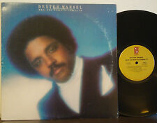 "DEXTER WANSEL ""What the World..."" RARE EXC 1977 1A/1A PHILA INTL LP Al Harrison"