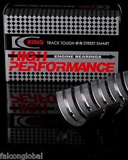 Chevy SB 305 327 350 383 LT1 KING Performance/Race HP Rod+Main Bearings Set STD