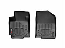 WeatherTech FloorLiner for Hyundai Accent - 2012-2016 - 1st Row - Black