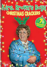 Mrs. Browns Boys: Christmas Crackers