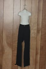GIRL'S OLD NAVY BOOT-CUT TWILL PANTS-SIZE: 14 SLIM