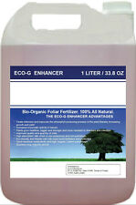 Eco-G Bio Enhancer Bio NPK Fertilizer Foliar 1 Liter