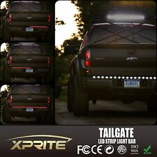 "60"" Sealed SUV LED Function Rear Tailgate Brake Light Bar Light Strip Truck Bed"