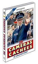 24863// 25 CAMERAS CACHEES JEROME FOULON DVD NEUF SOUS BLISTER
